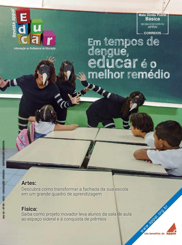 391d3a1b2b Calaméo - Revista Appai Educar Ed 99