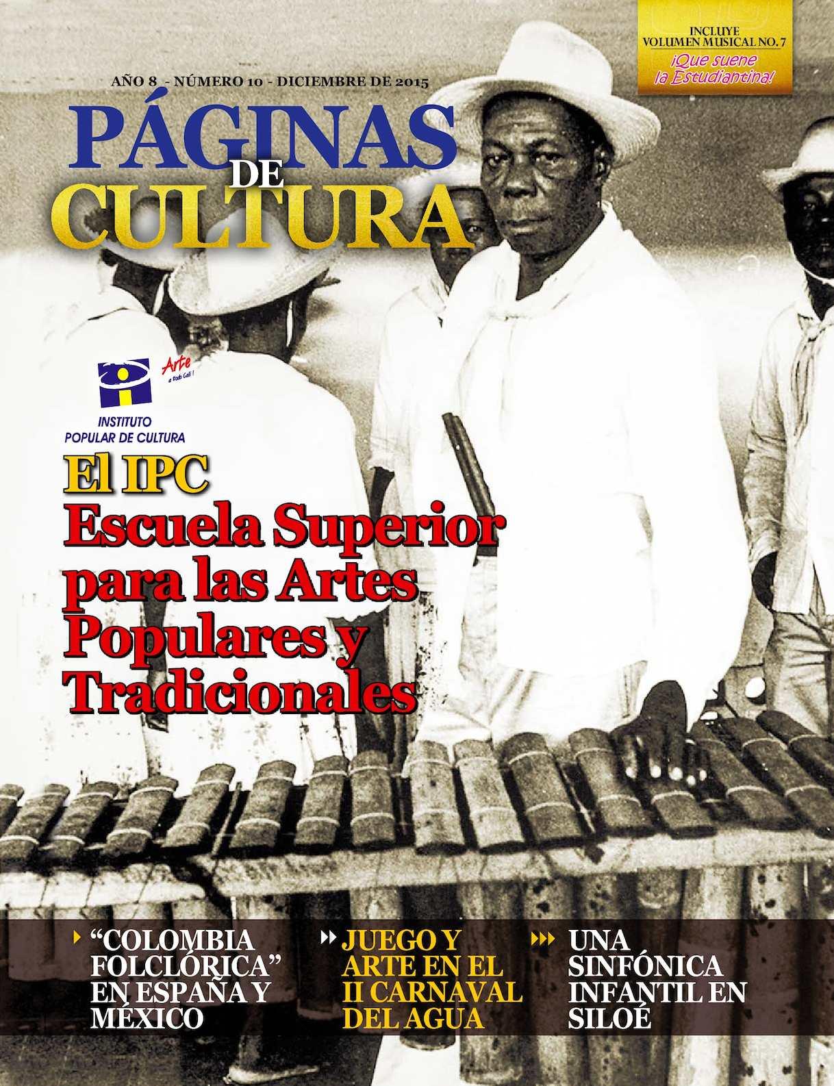 Calaméo - Revista Paginas De Cultura Ipc No 10 4pdf 9728456d3e748