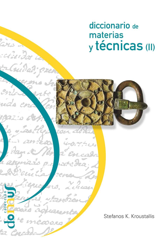 Calaméo Y Materias TécnicasiiTécnicas De Diccionario AjqL4R35