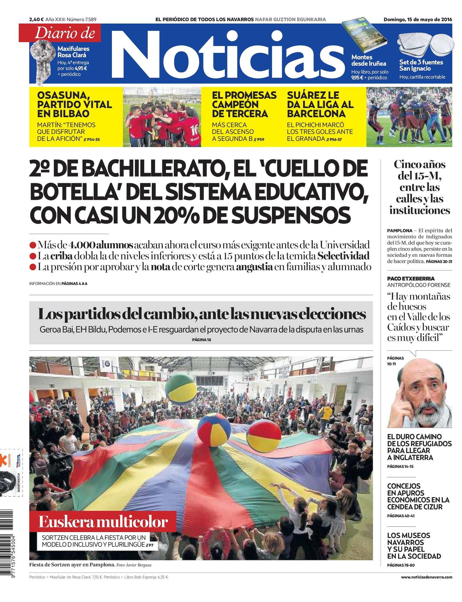 1a6888a1b3 Calaméo - Diario de Noticias 20160515