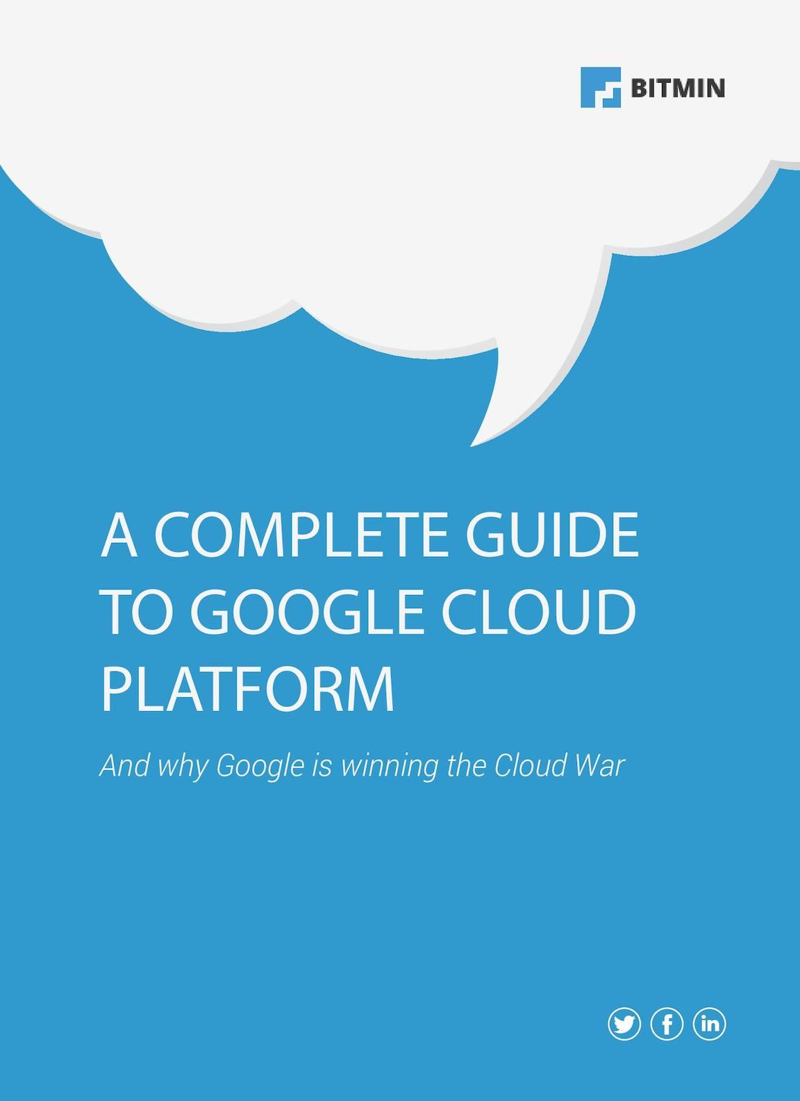 Calaméo - A Complete Guide to the Google Cloud Platform