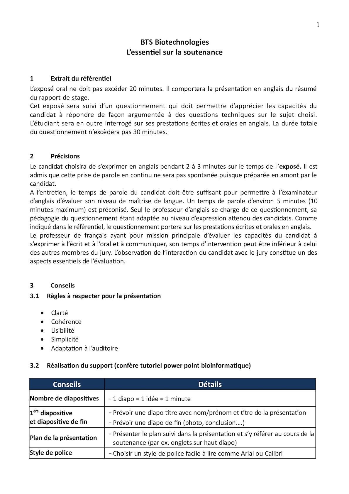 Exemple Diaporama Rapport De Stage Bts - Exemple de Groupes