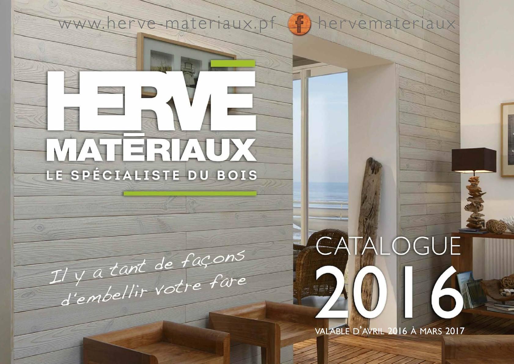 Calaméo Catalogue Herve Materiaux 2016