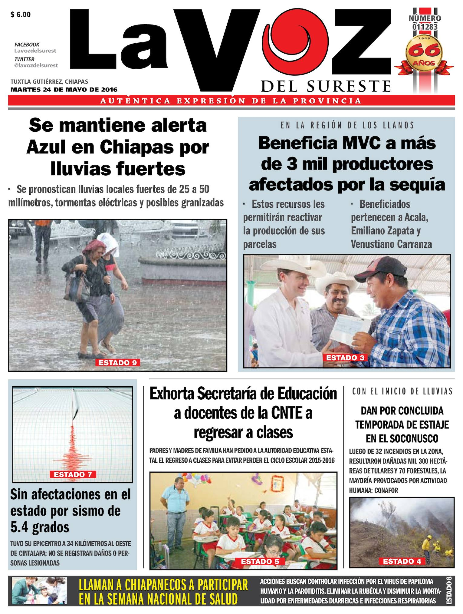 Calaméo - Diario La Voz del Sureste 0c560794883