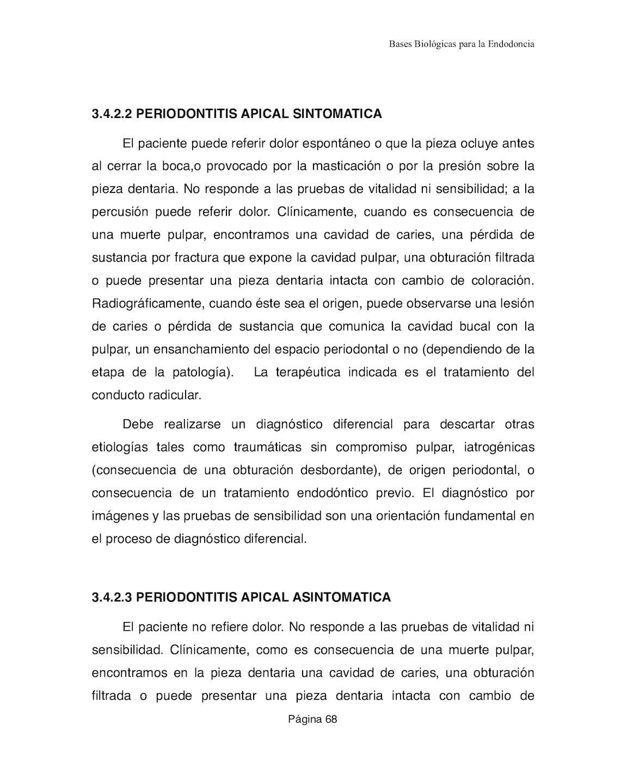 Bases Biológicas Para La Endodoncia Calameo Downloader