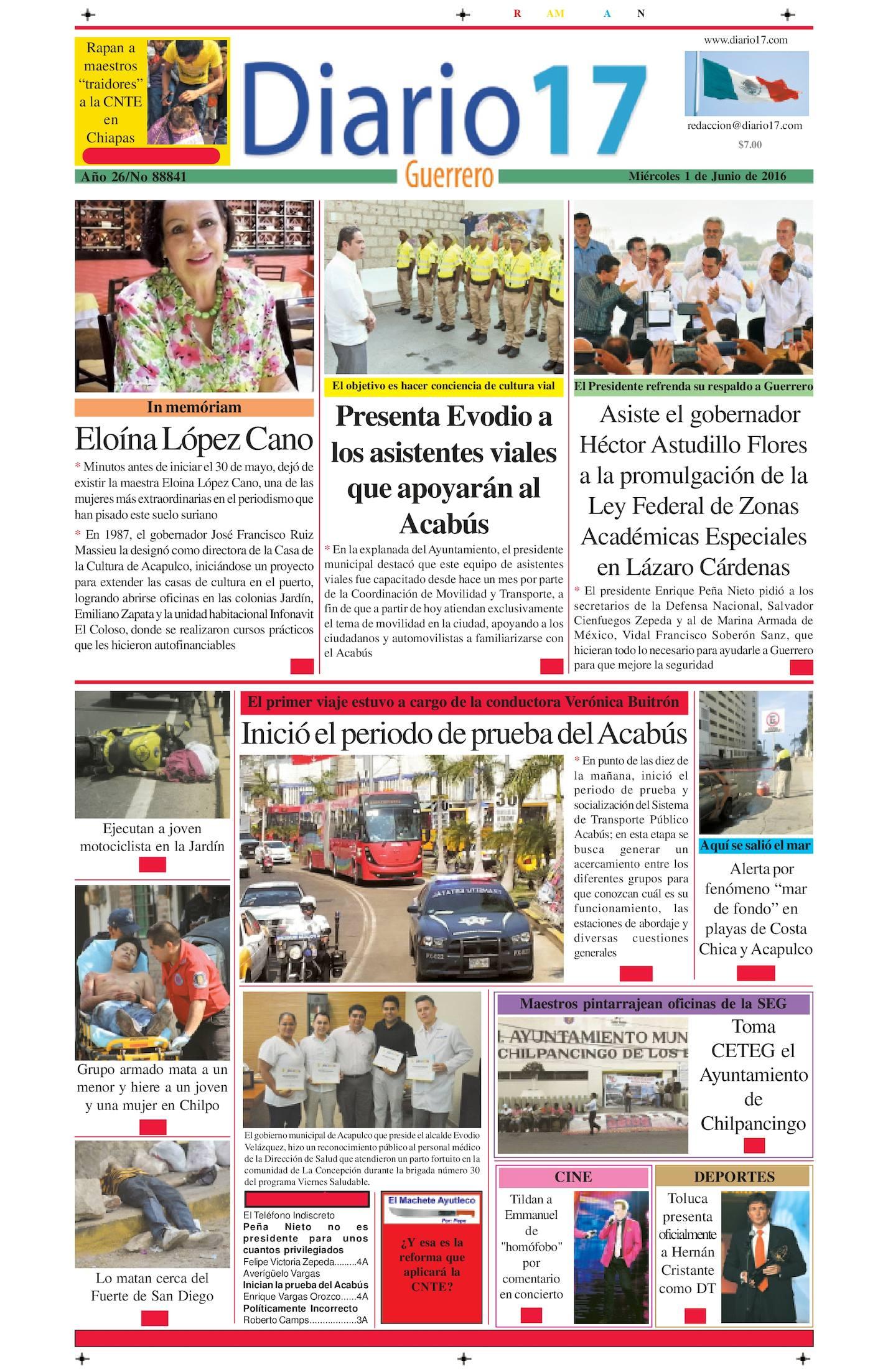 Calaméo - Diario 17 Acapulco f0294f604bc