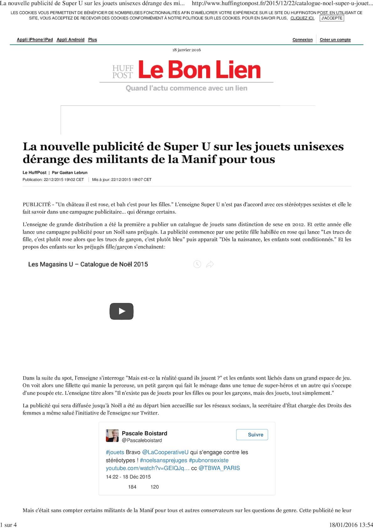 magasin en ligne 9a632 5ae5a Calaméo - Publicité De Super U Doc10