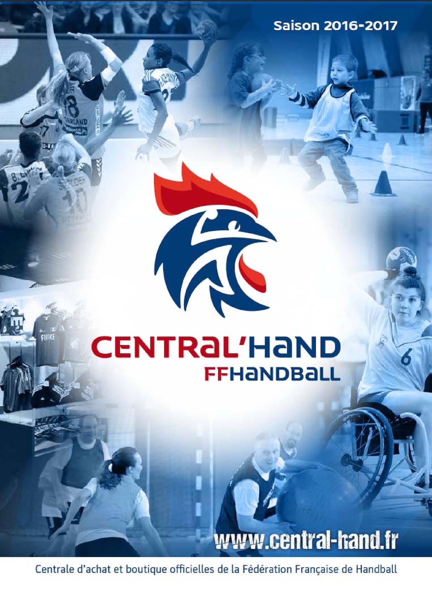 hot sale online 8427f 841f9 Calaméo - Central Hand Catalogue 2016-2017