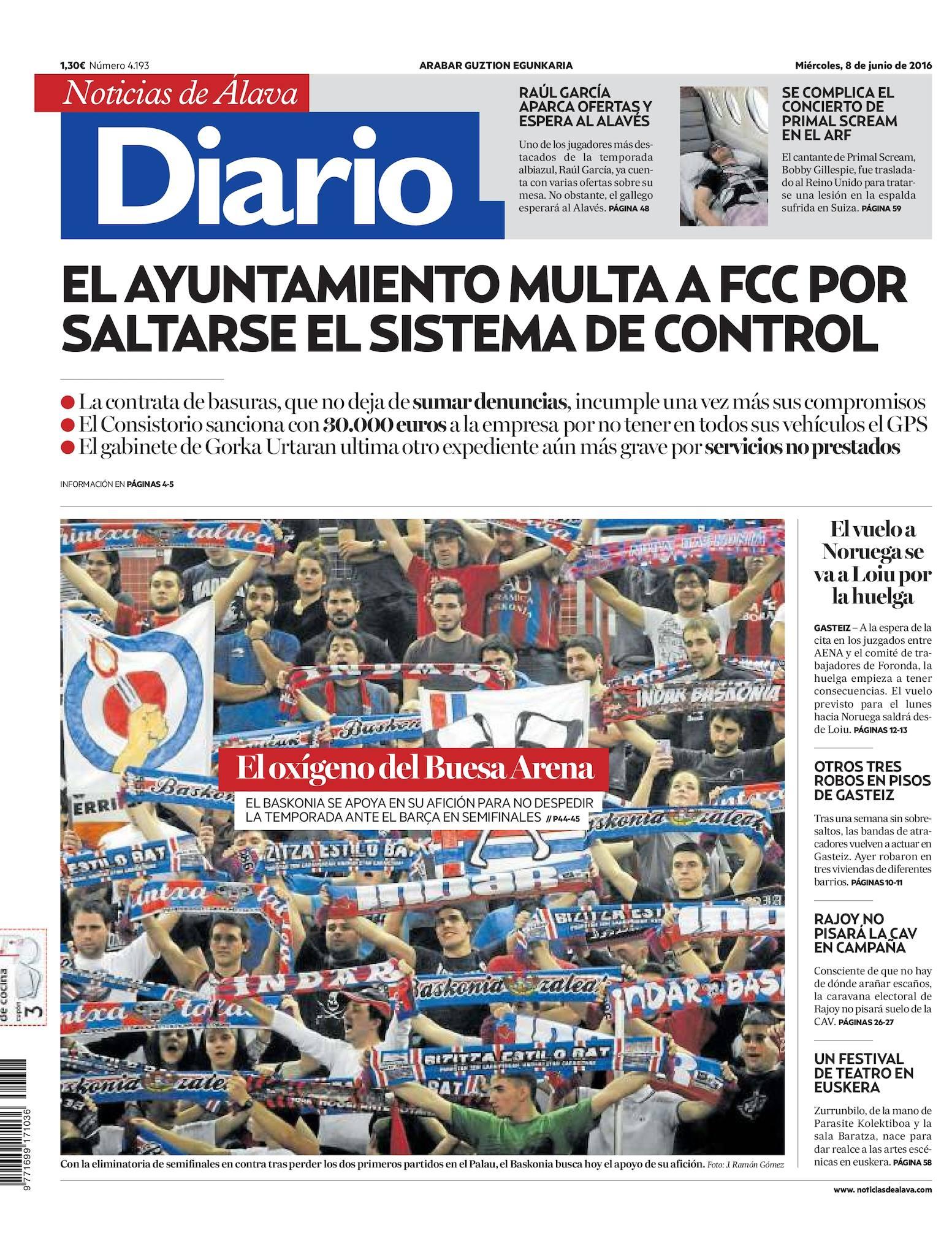 huge discount fa044 c740c Calaméo - Diario de Noticias de Álava 20160608