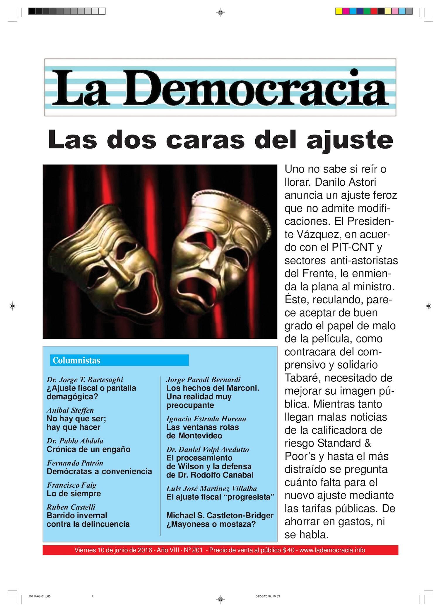 Calaméo - La Democracia - 10 6 16 - Nº 201 32ee01a707e