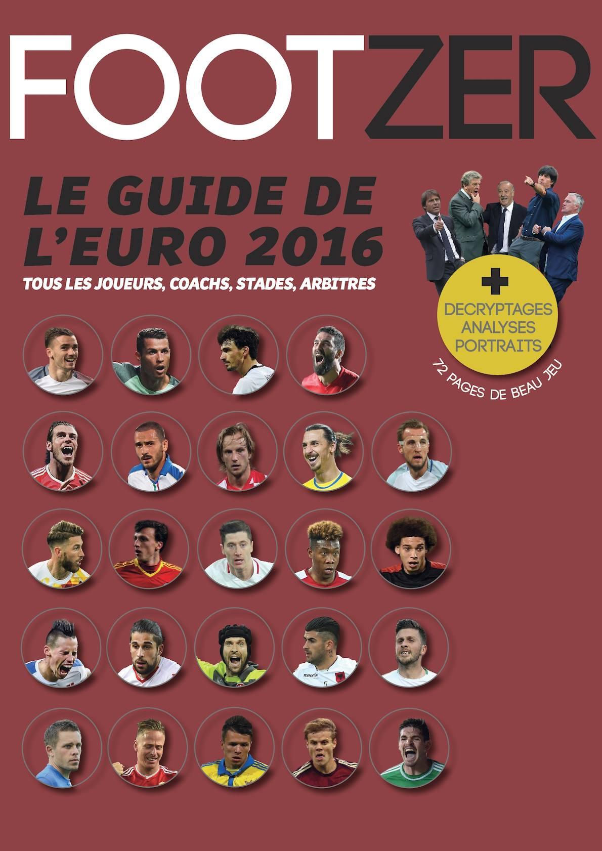 Calaméo Le Guide de l'Euro 2016 FOOTZER