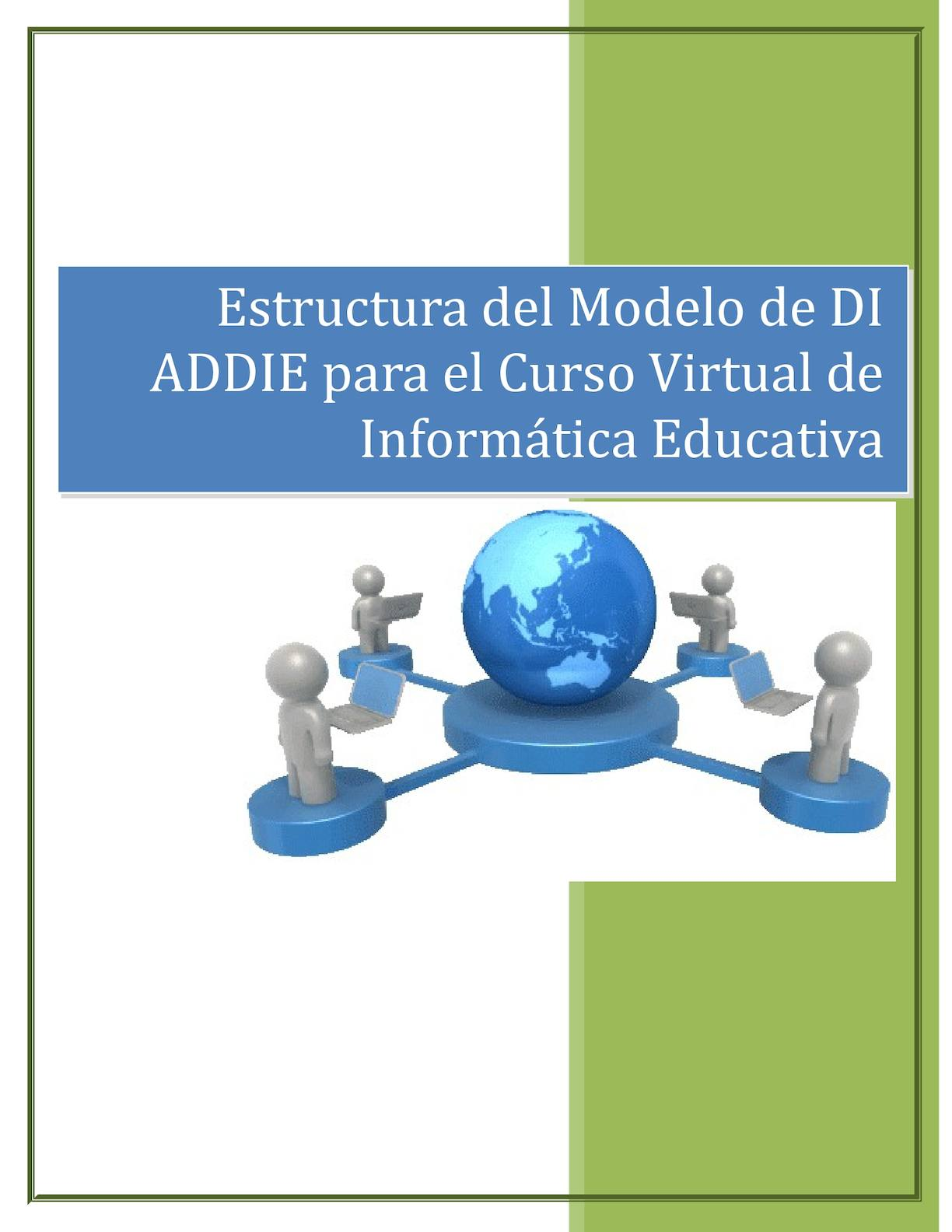 Curso Virtual - Informática Educativa