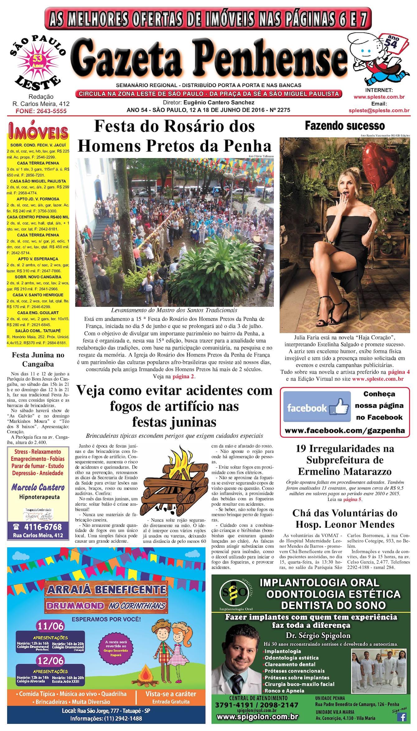2abb6e8925 Calaméo - Gazeta Penhense - edição 2275 - 12 a 18.06.16
