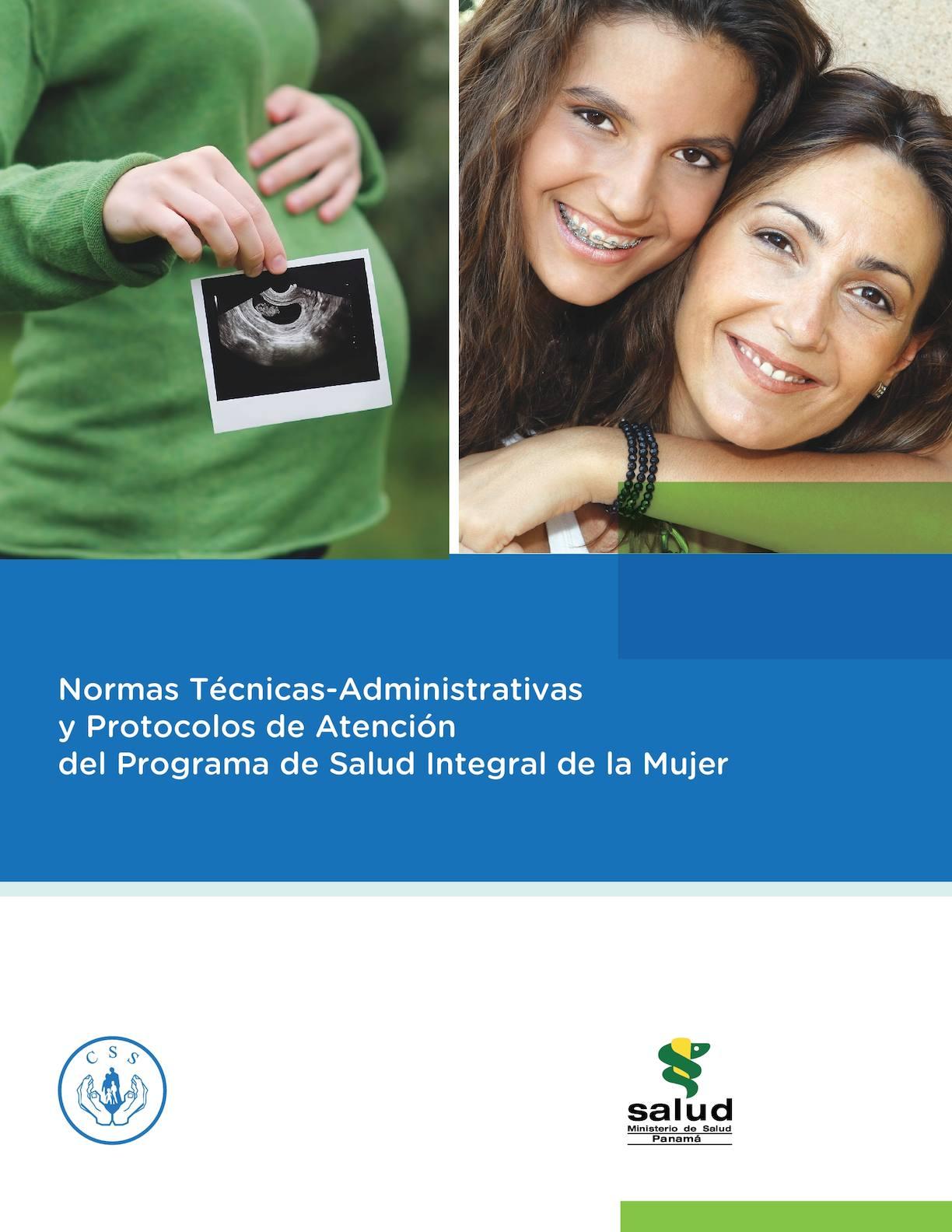 Calaméo - Normas Tecnica Administrativas Del Programa De Salud Integral De  La Mujer 2e835ee292b
