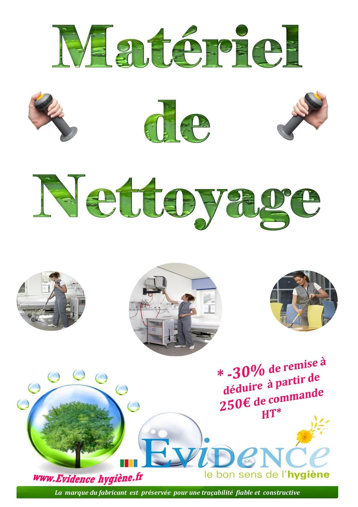 8184ab1b12560f Calaméo - EVIDENCE - MATERIEL DE NETTOYAGE