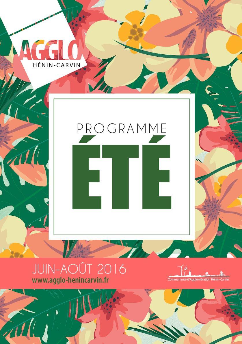 Calaméo Programme Ete 2016