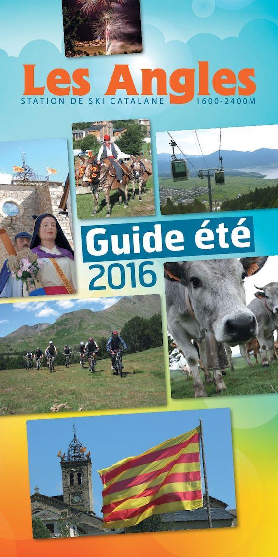 Calaméo - Guide Accueil été Les Angles 2016
