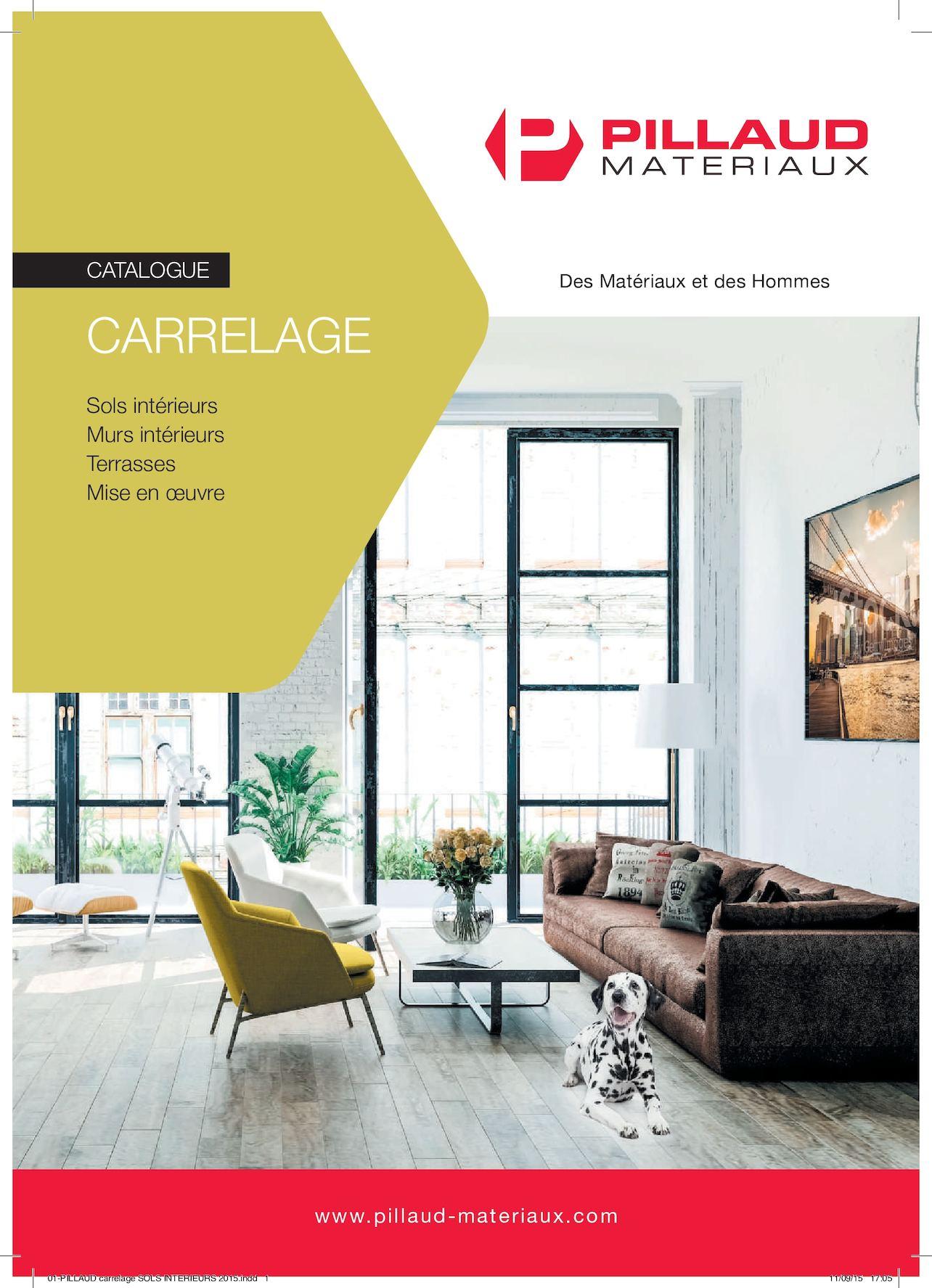 Carrelage Metro Blanc Joint Gris calaméo - catalogue carrelage pillaud