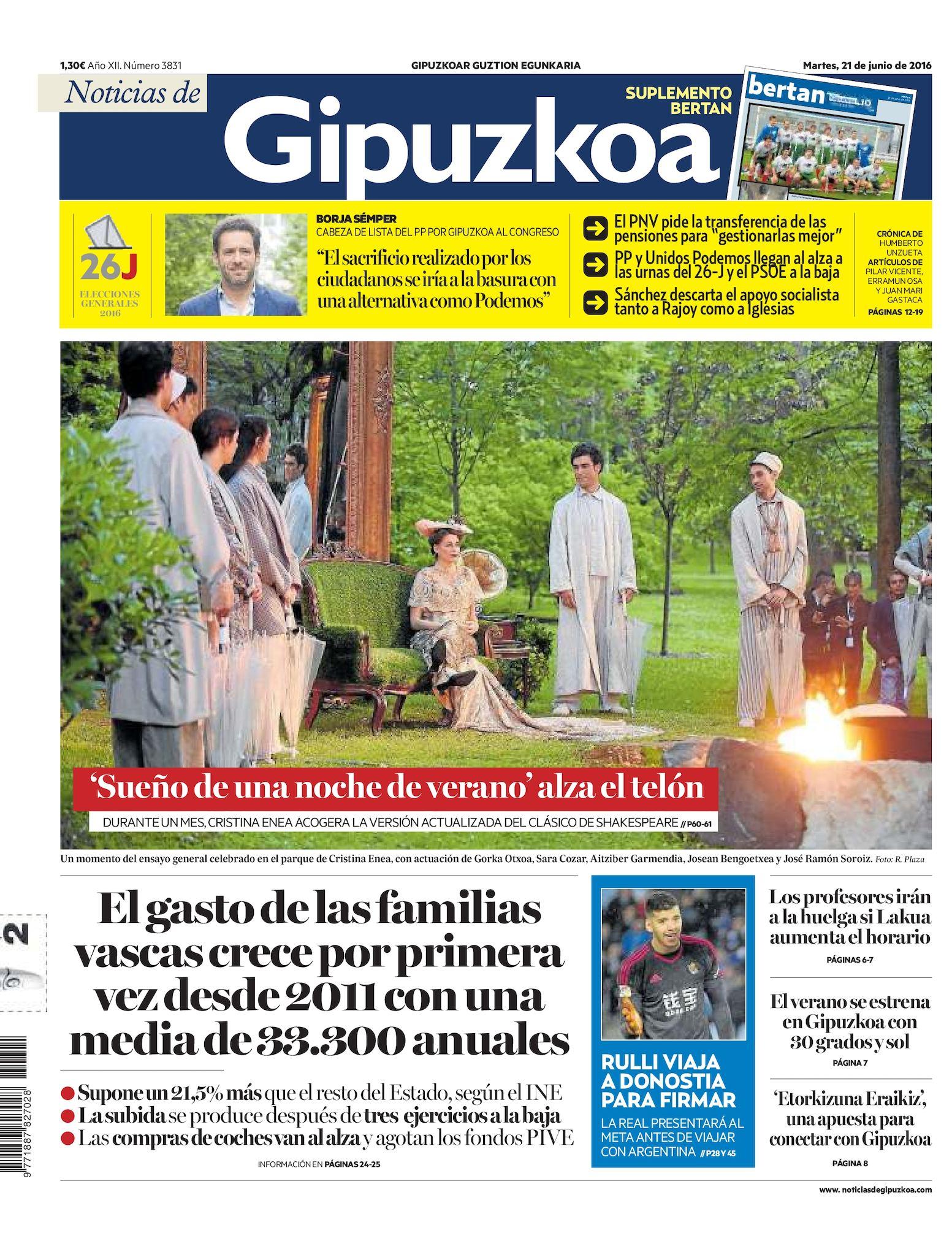 Actrices Porno Mejor Votadas 2016 calaméo - noticias de gipuzkoa 20160621