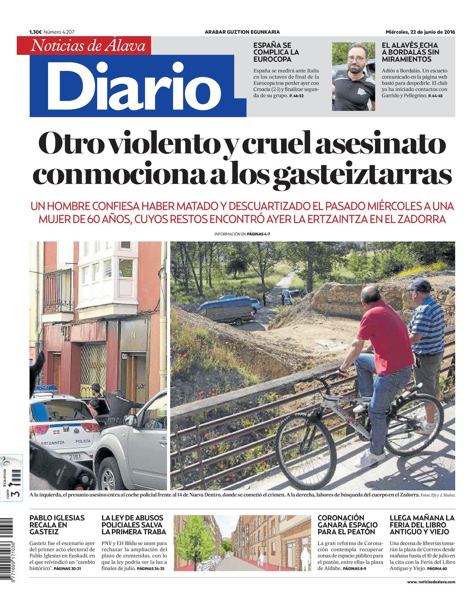 cbe34b3917 Calaméo - Diario de Noticias de Álava 20160622