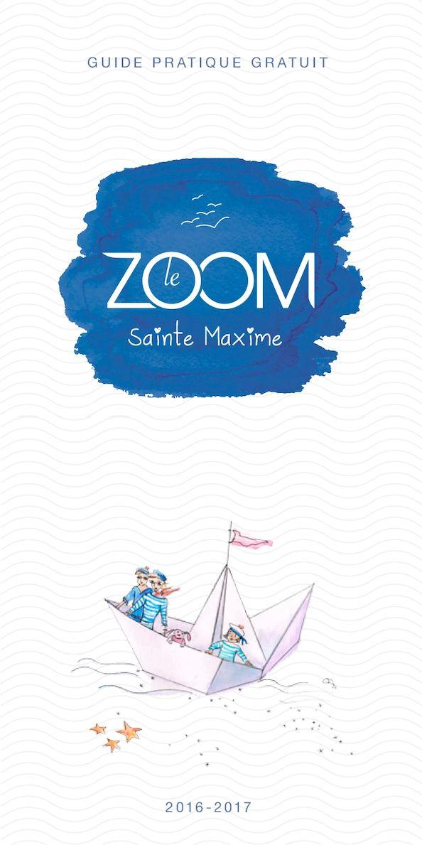 5336ec02e29b2f Calaméo - Zoom Sainte Maxime 2016