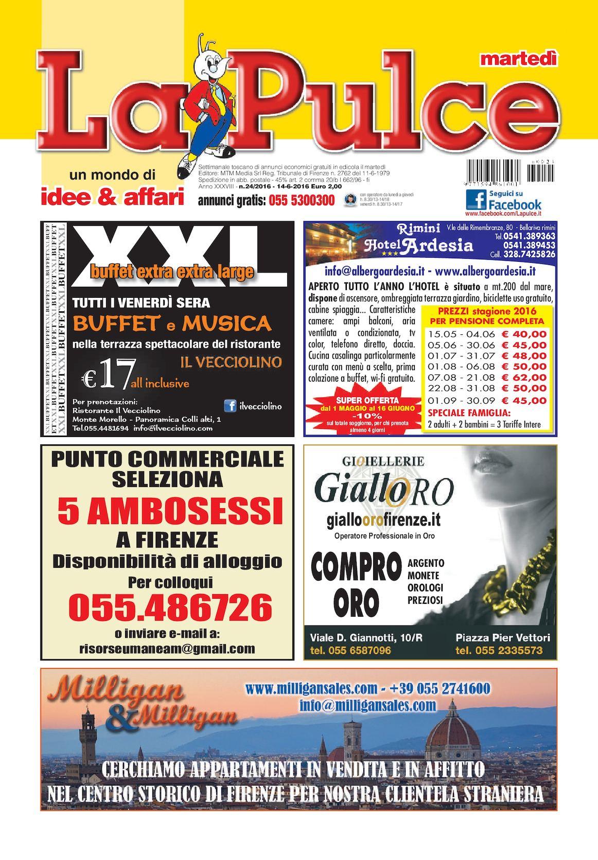 new products 82f57 d34e2 Calaméo - LA PULCE N° 24