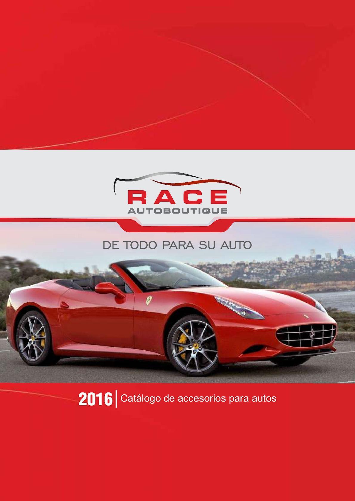 Catalogo Race Final