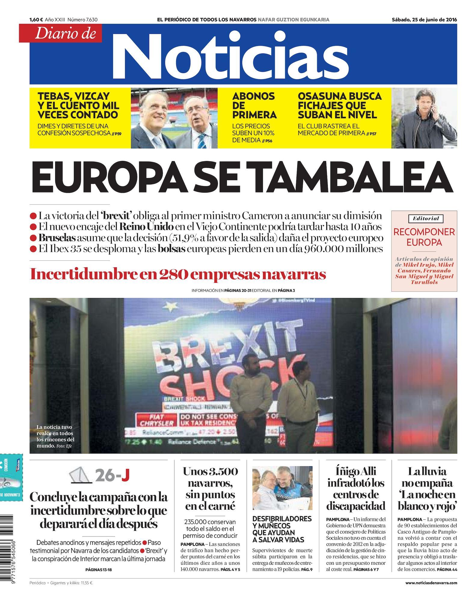 491f9757e5a8 Calaméo - Diario de Noticias 20160625