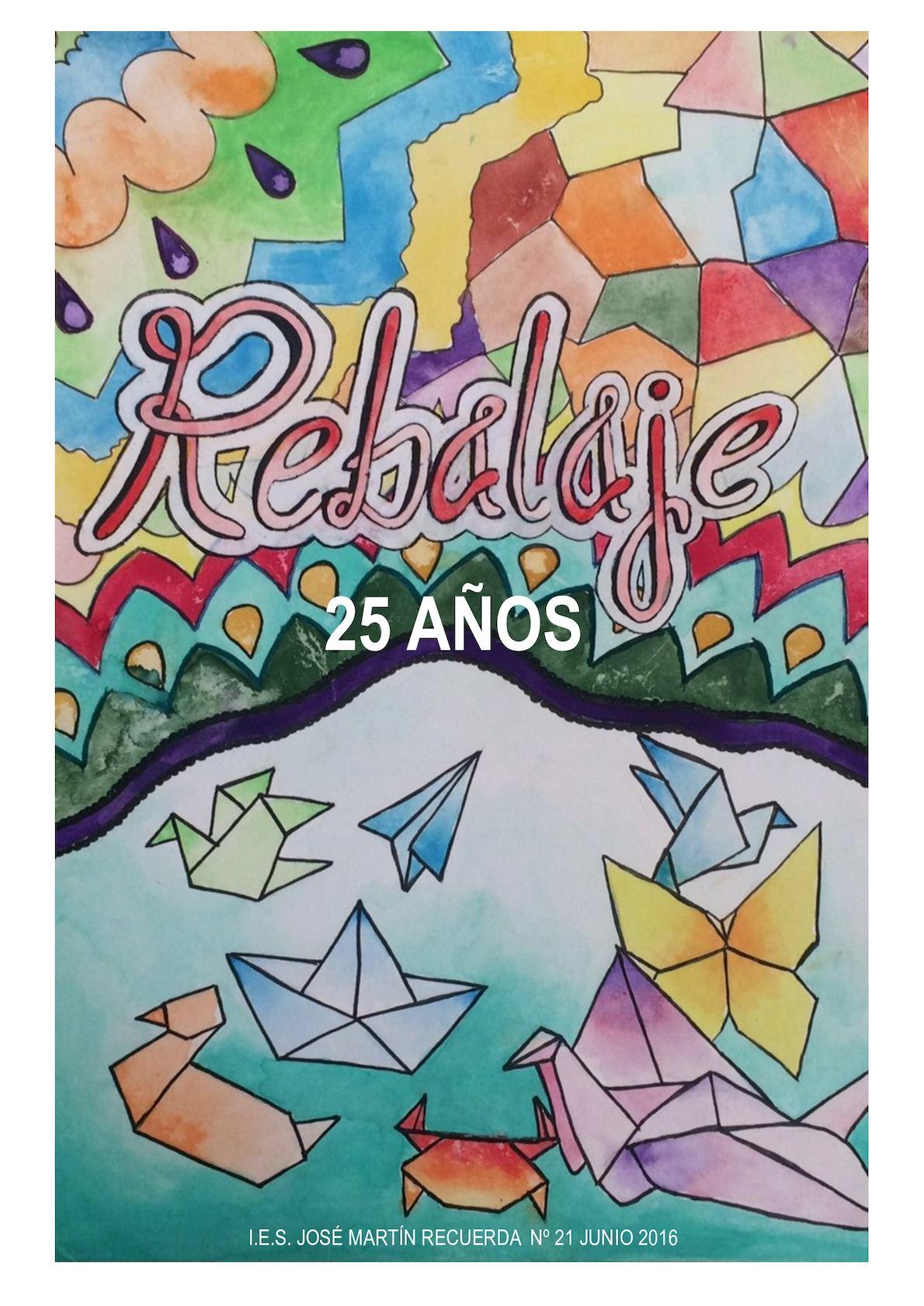Calaméo Revista Rebalaje21 Web
