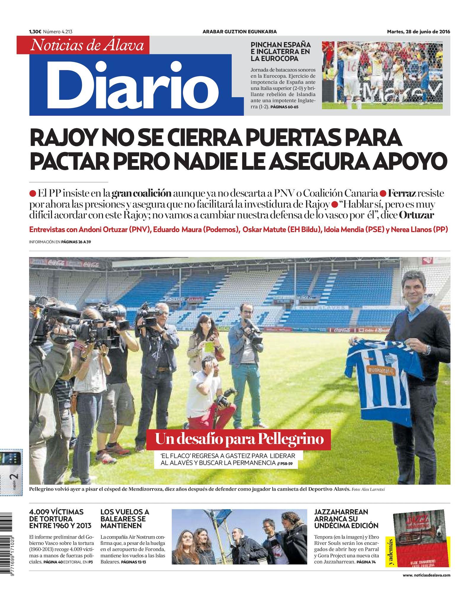 6756d6b69d Calaméo - Diario de Noticias de Álava 20160628