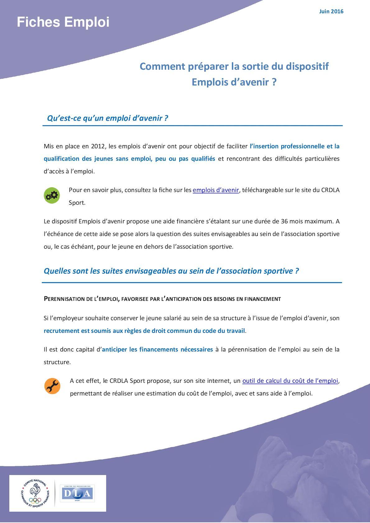 Calameo Fiche Crdla Sport Comment Preparer La Sortie Du