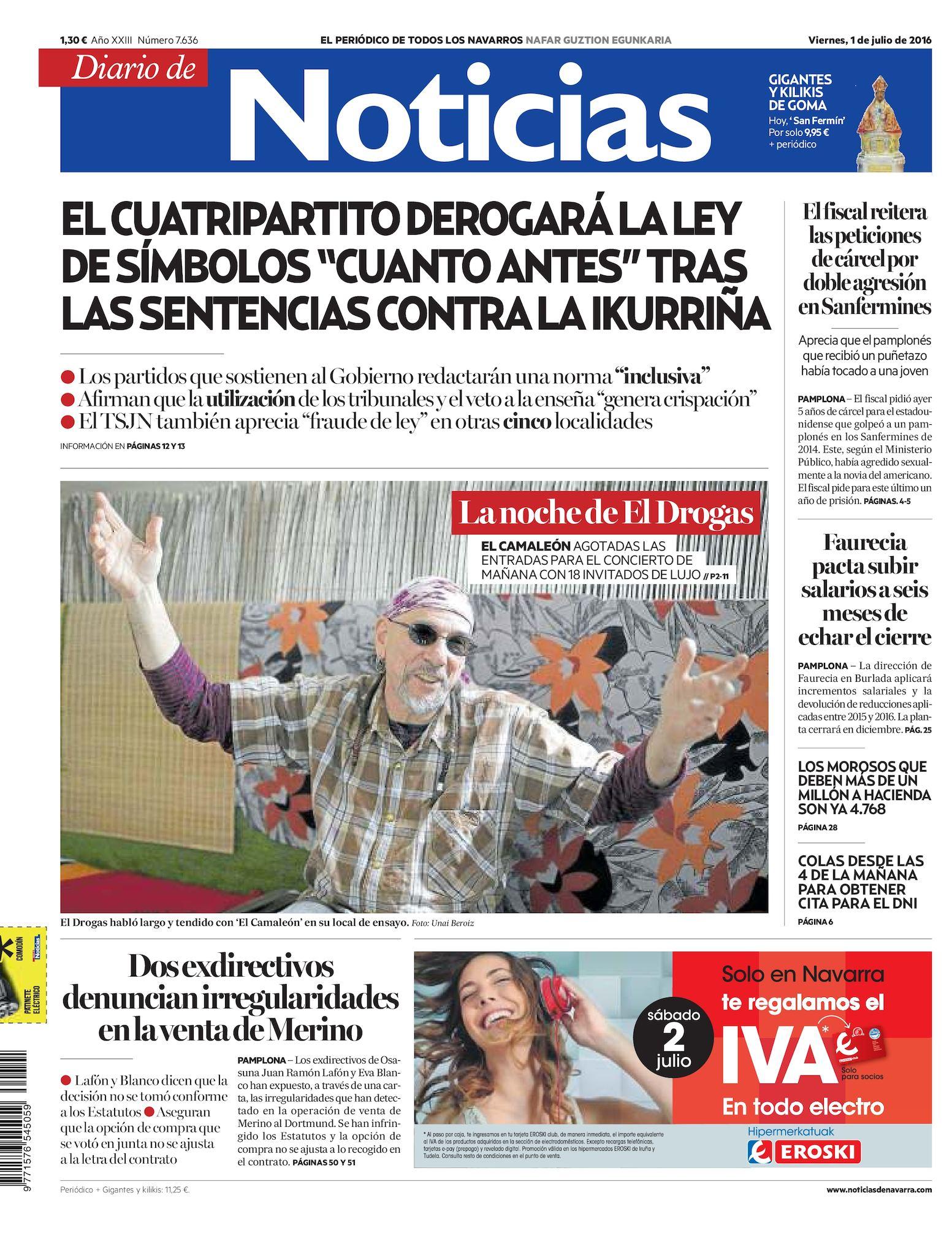 10e18062ba8 Calaméo - Diario de Noticias 20160701