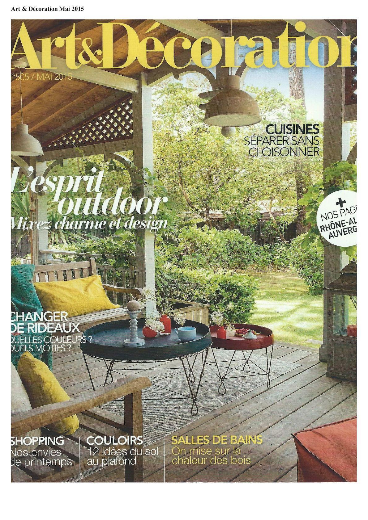 Magazine Art Et Décoration calaméo - art & decoration e mai 2015
