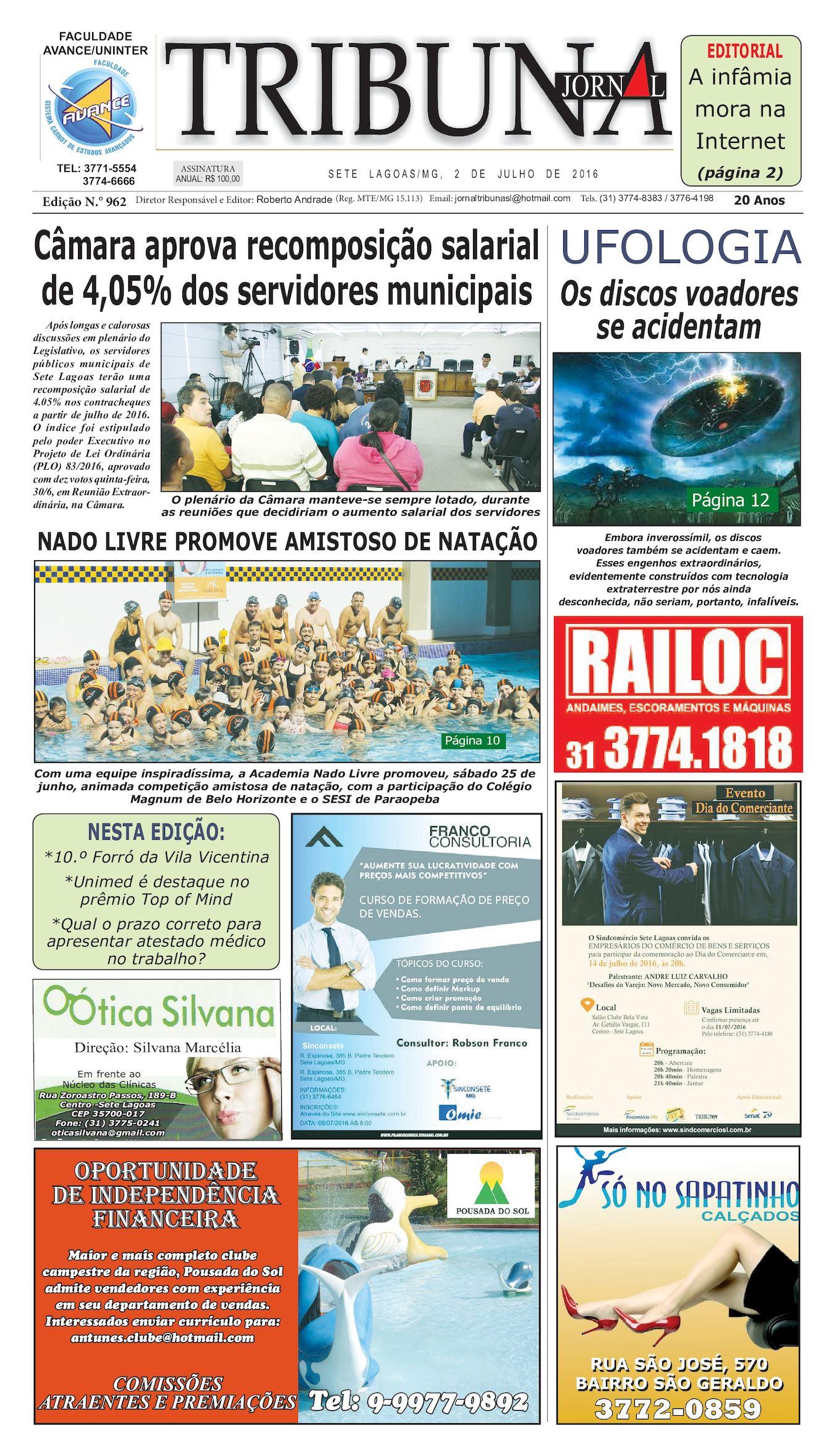 Calaméo - Jornal 962 78266fc120f5d