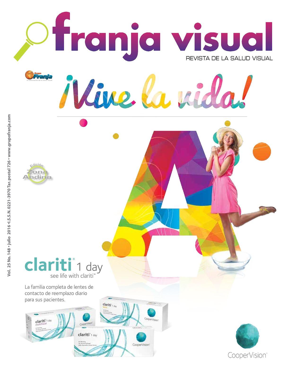 721fa6ccbd Calaméo - Franja Visual No. 148