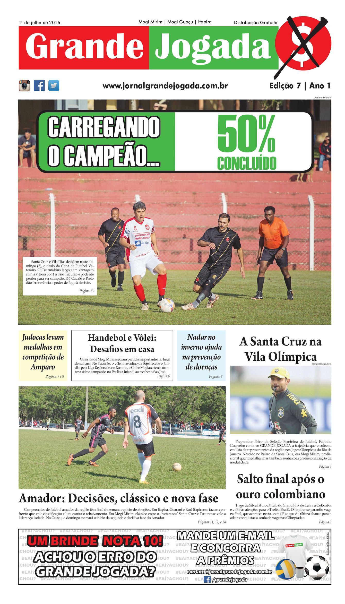 1ad8b031fb Calaméo - EDIÇÃO 07