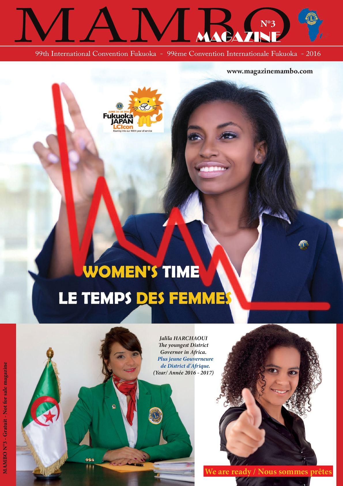 23ed5ea3317eea Calaméo - Mambo 3 - Le temps des Femmes - Women s Time