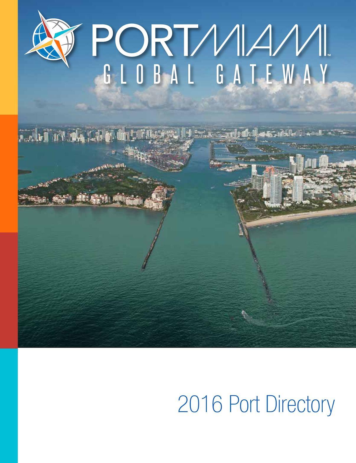 Calaméo   Port Miami Global Gateway 8