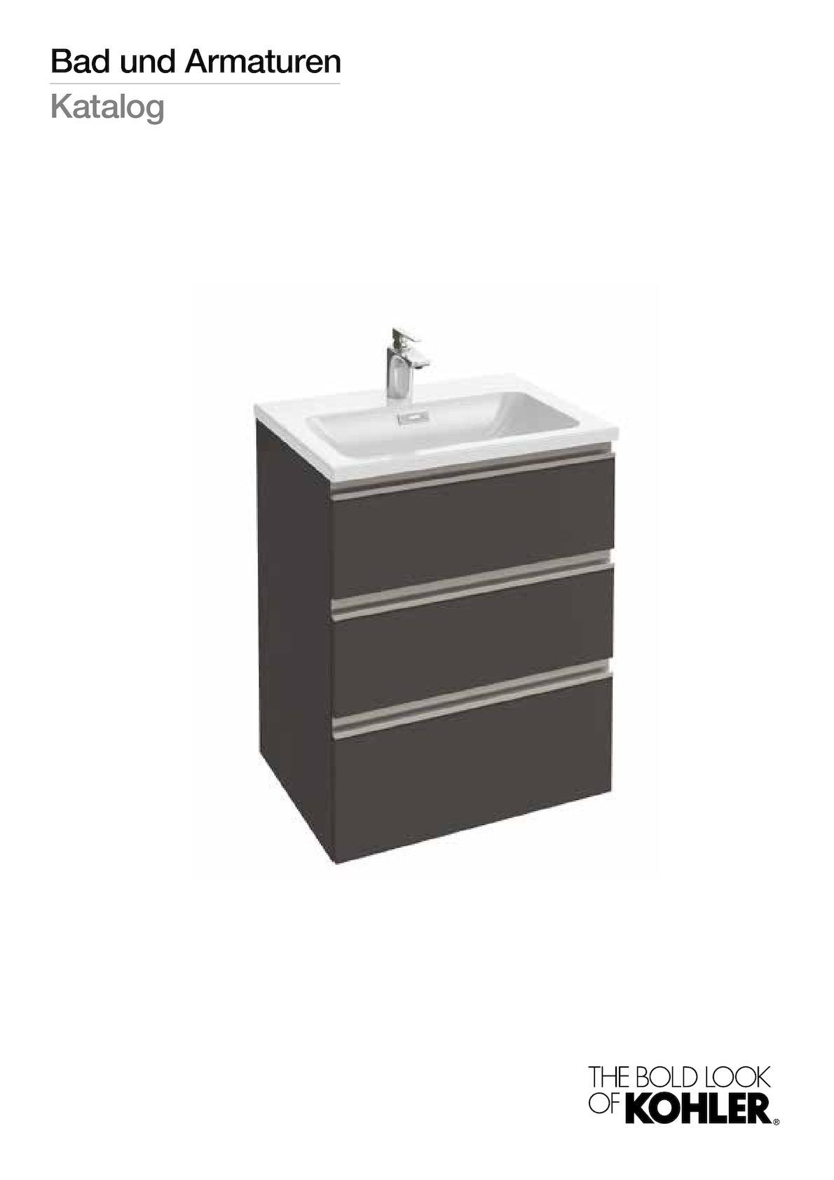 calam o kohler katalog 2016 deutsch. Black Bedroom Furniture Sets. Home Design Ideas