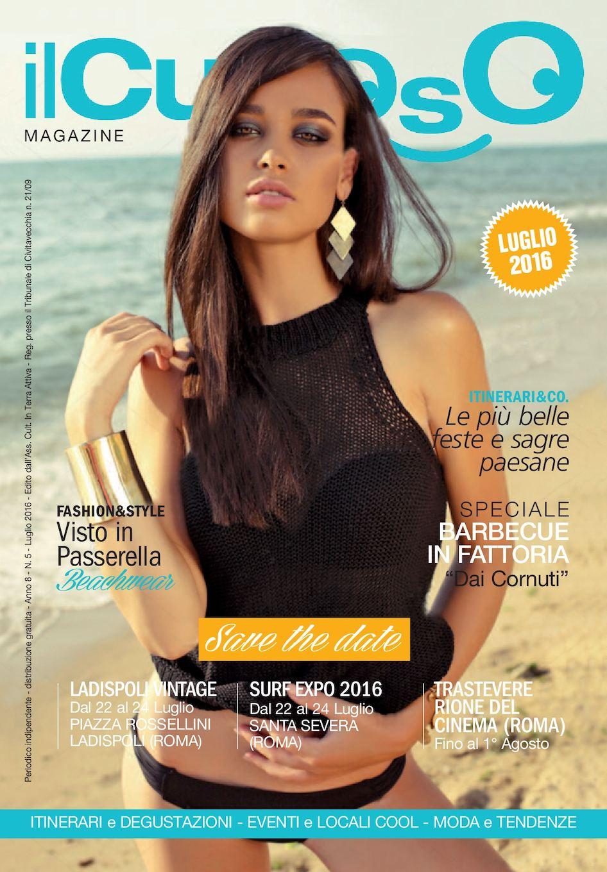 Calaméo - ilCurioso Magazine - Luglio 2016 e056b071ef63