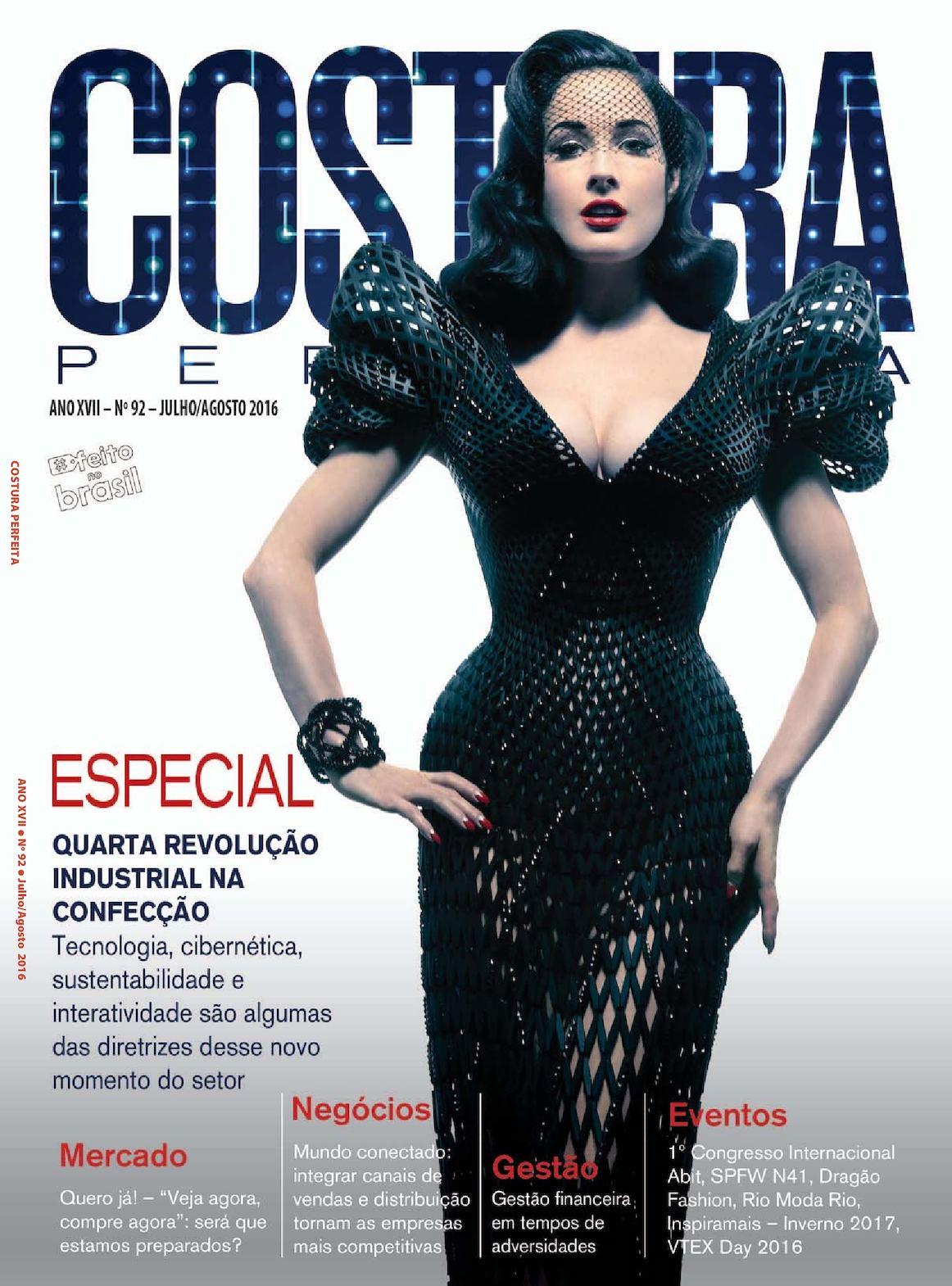 6c8b97d44a9be Calaméo - Revista Costura Perfeita Edição Ano XVII - N92 - Julho - Agosto  2016