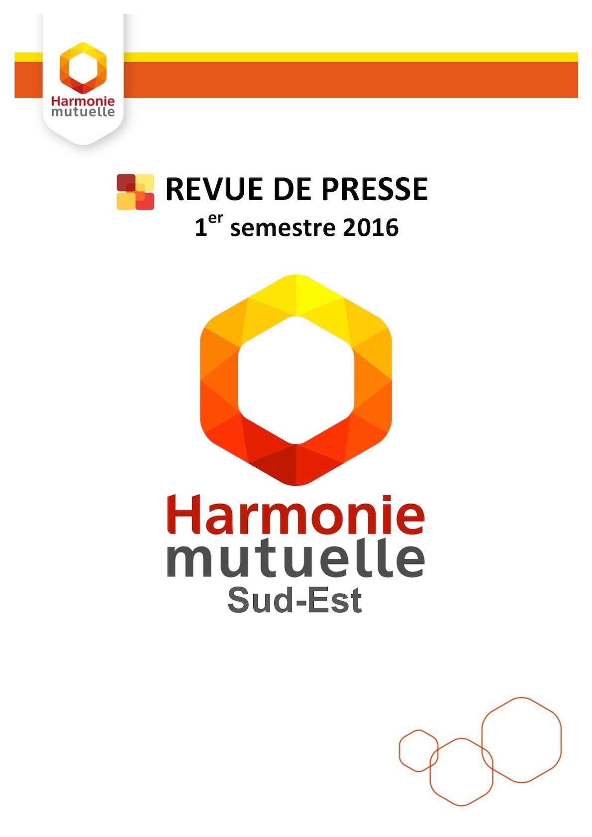 b1da9b457a189b Calaméo - Revue De Presse 2016 Harmonie Mutuelle 270716