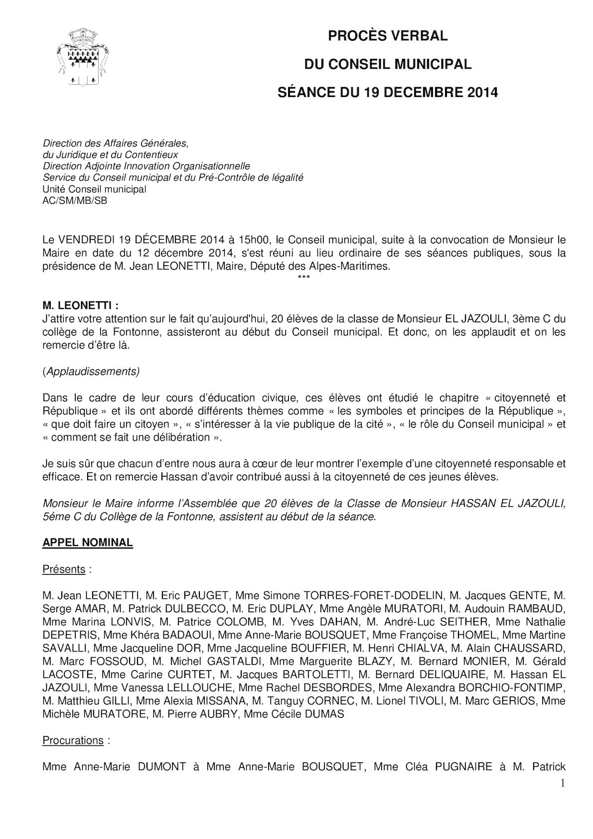 rencontres Collège communautaire