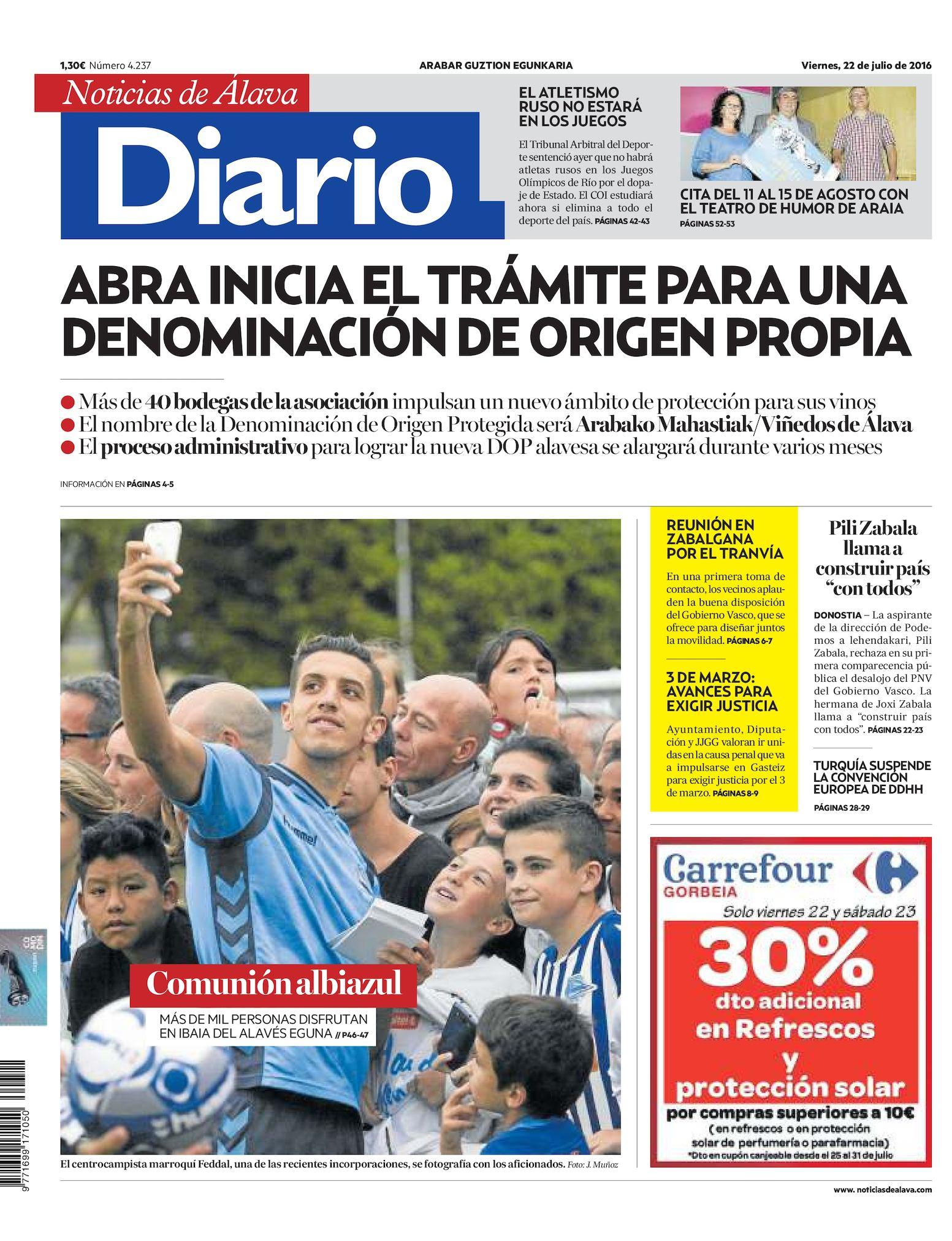 Diario Álava Calaméo De 20160722 Noticias 08wPOnk