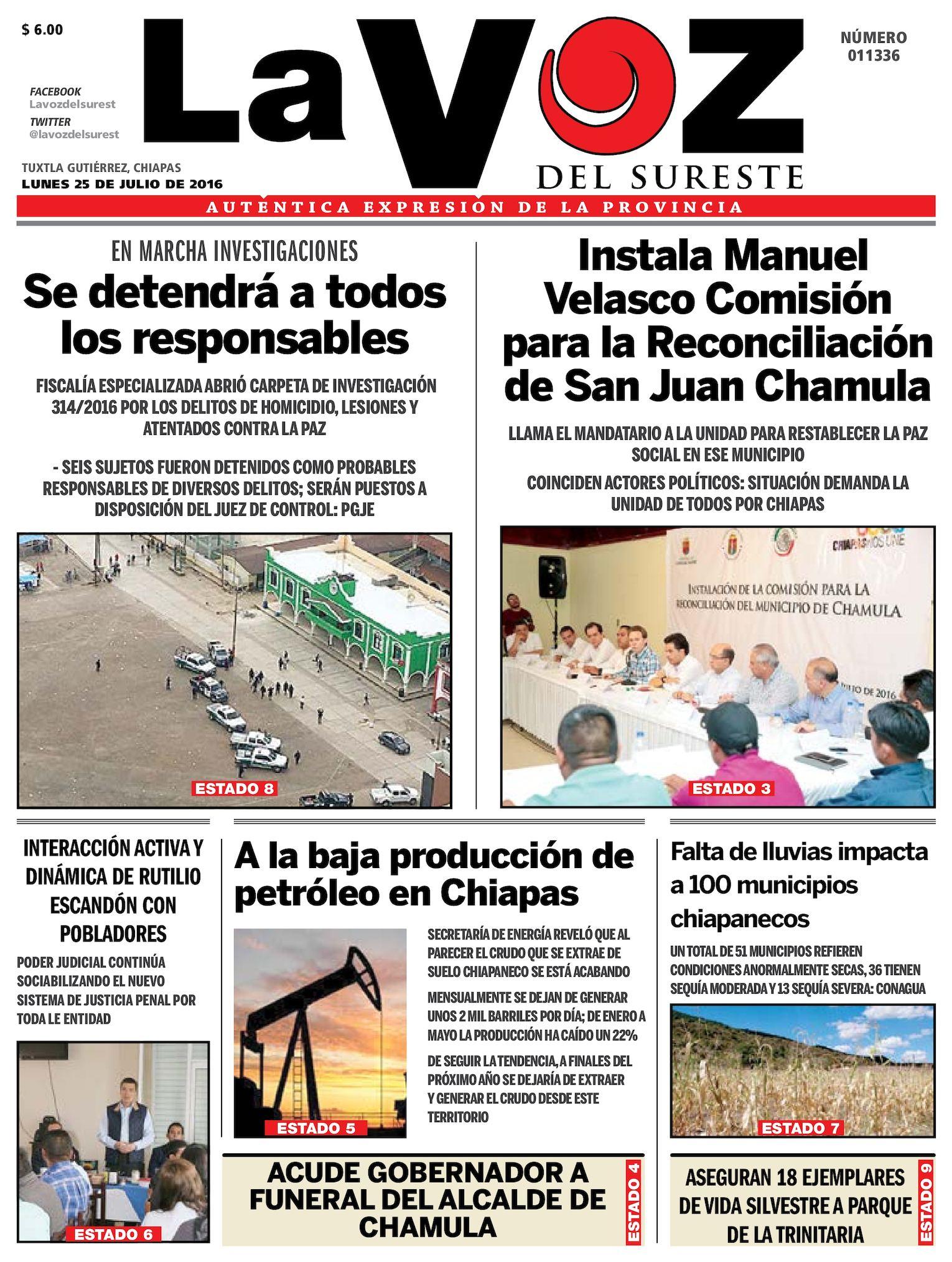 Calaméo - Diario La Voz del Sureste d9faab8c84a09