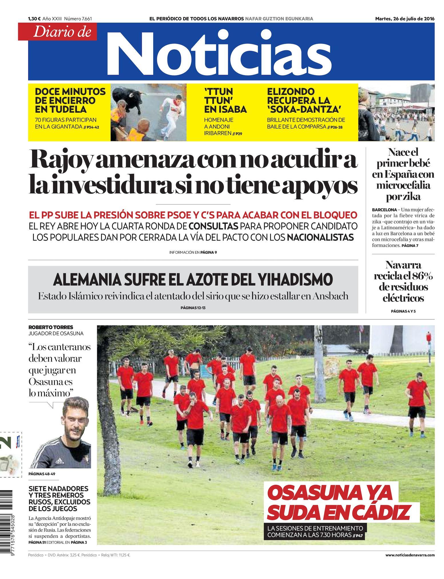 Calaméo - Diario de Noticias 20160726 3543e318ea1
