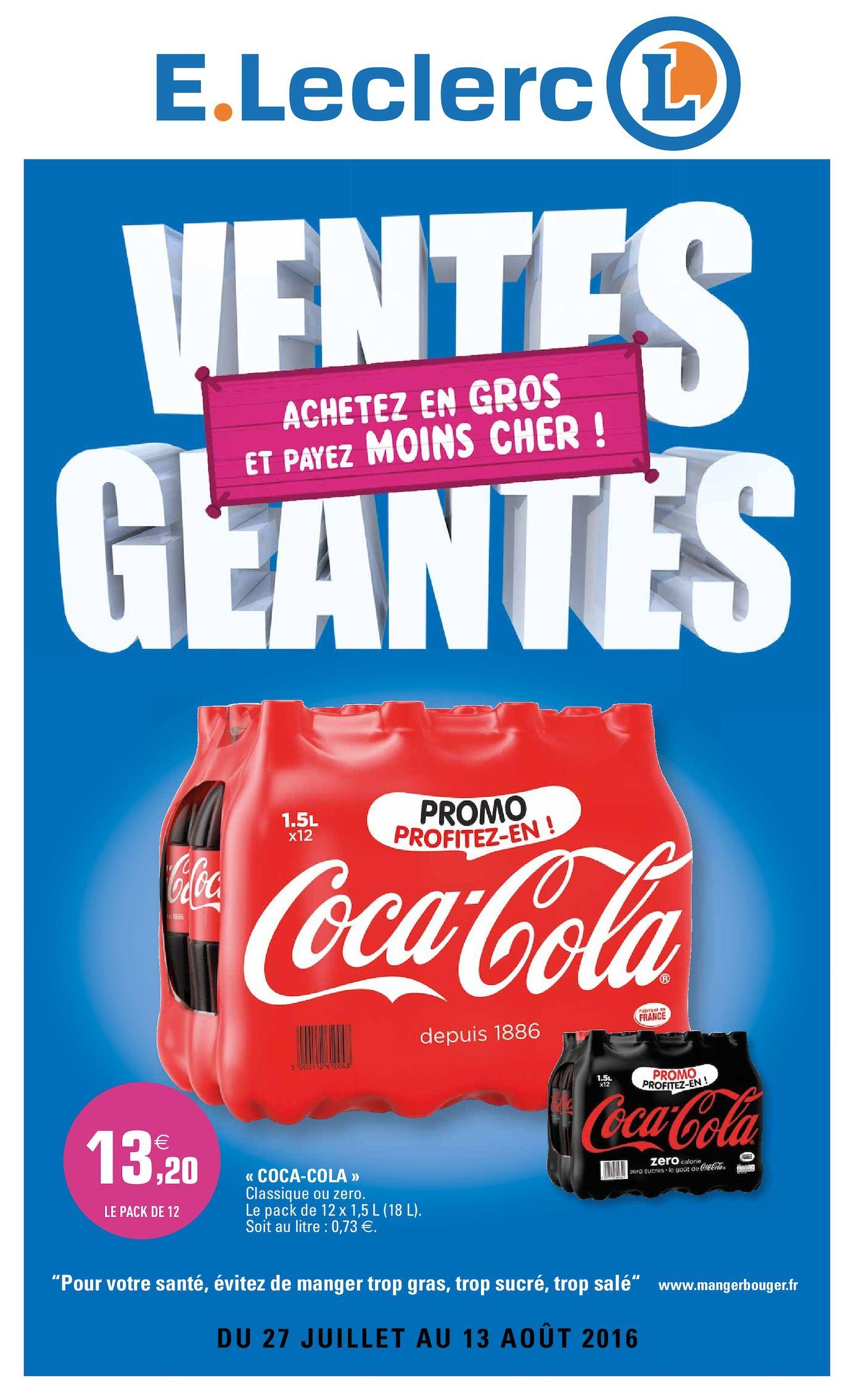 Calameo Les Ventes Geantes E Leclerc