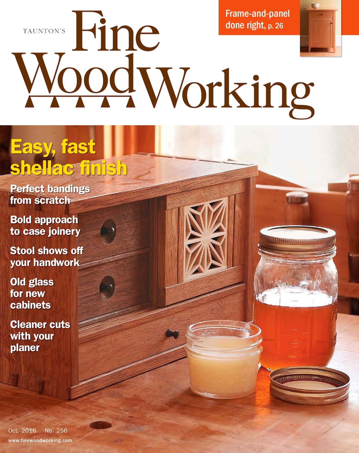 Calameo Fine Woodworking 256 Sept Oct 2016 Preview