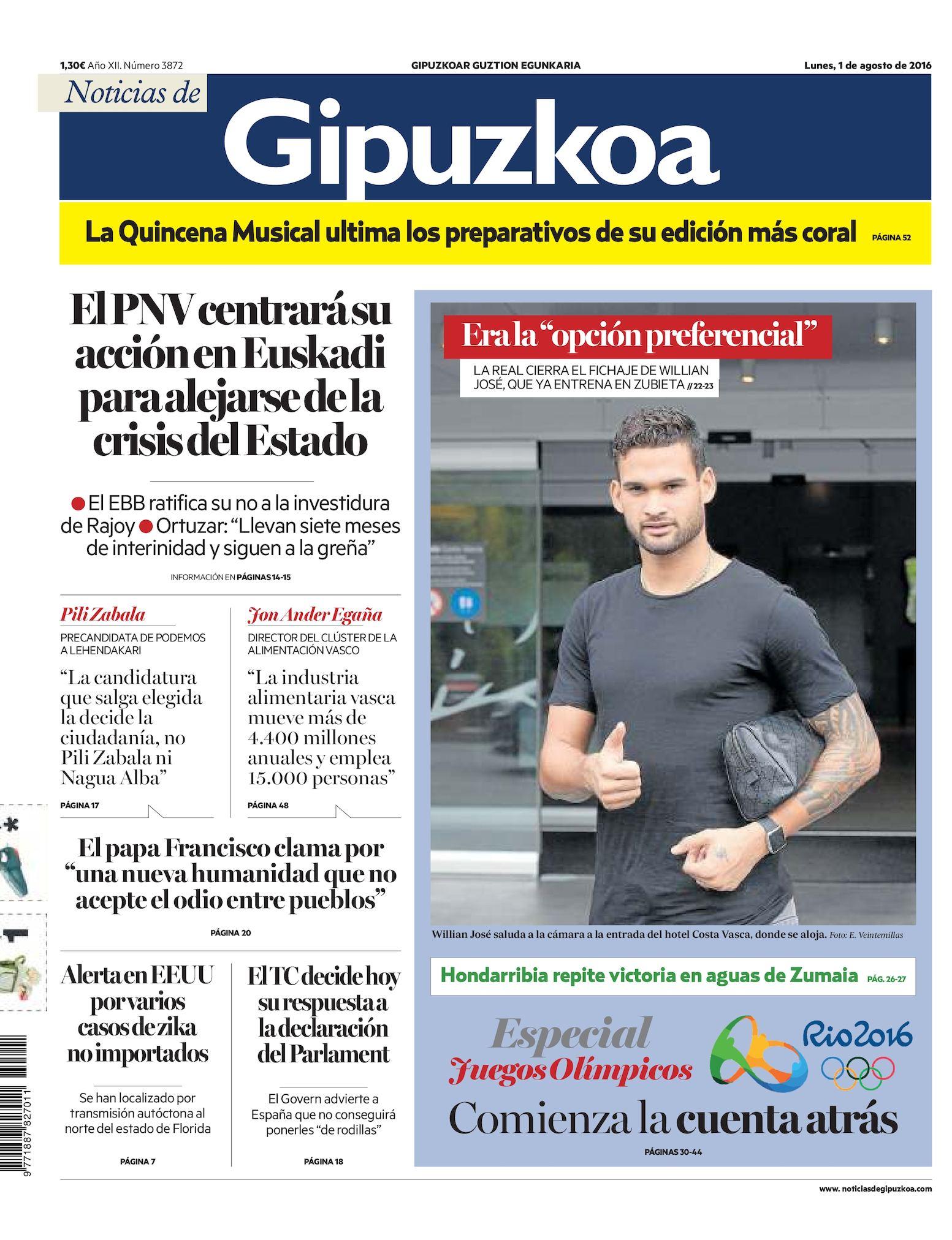 Andrea De Castro Desnuda calaméo - noticias de gipuzkoa 20160801