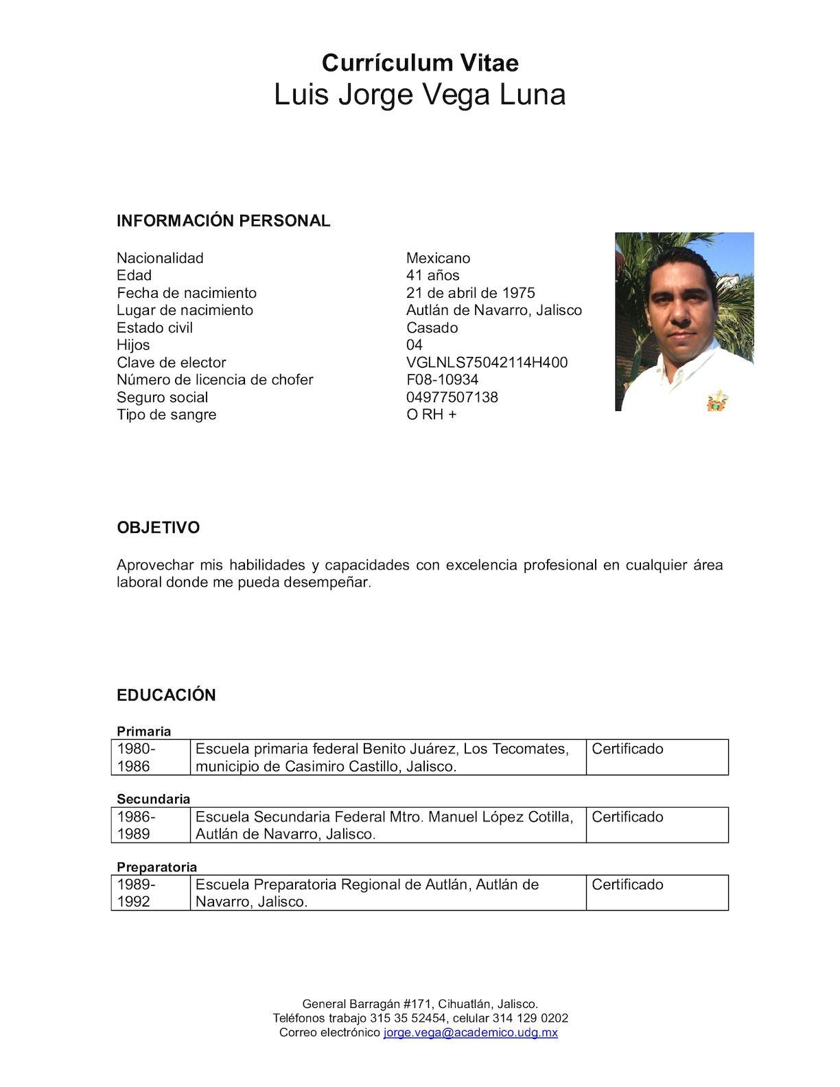 Calameo 0curriculum Jorge Vega Basico